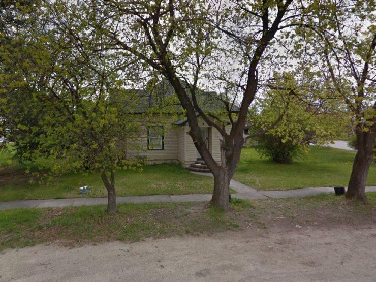 Spacious House on Corner Lot