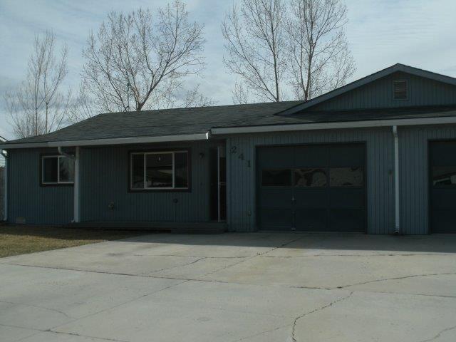 Left Side of a Duplex in Stevensville Town